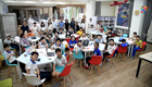 2021年度第二屆璞玉發掘計畫、台北、板橋、土城五校遠距教學紀錄